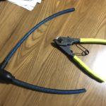 ワイヤー鍵を切断する方法